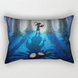 Forest Majora Rectangular Pillow