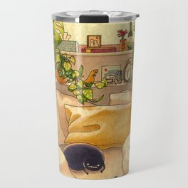 Cozy Space Travel Mug