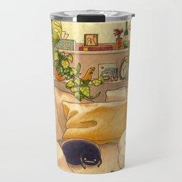 Cozy Space Travel Mug