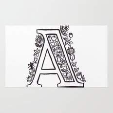 A is for Rug