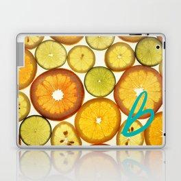 Citrus - Citron (Recettes du Bonheur) Laptop & iPad Skin