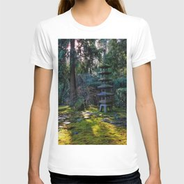 Five tier Japanese Lantern T-shirt
