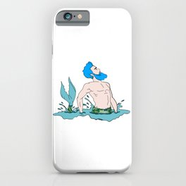 Majestic Mer Man 5 iPhone Case