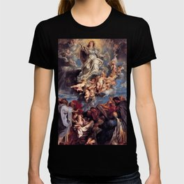 Pieter-Paul Rubens; Assumption of the Devine and Holy Virgin Mary T-shirt