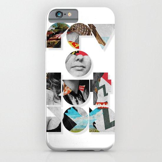 revolution iPhone & iPod Case