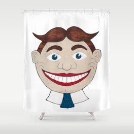 Tillie of Asbury Park NJ Shower Curtain
