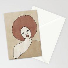 Female Three Stationery Cards