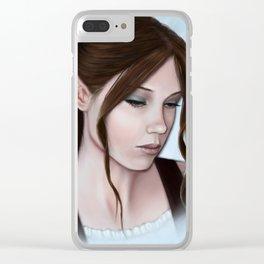 Alatariel Clear iPhone Case
