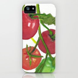 Taste of Summer iPhone Case