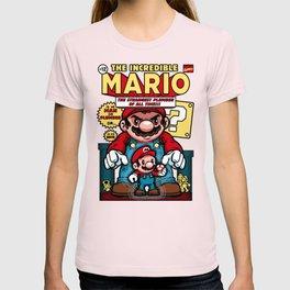 Incredible Plumber T-shirt