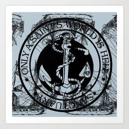 Marine Art Print