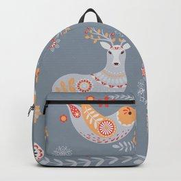 Nordic Winter Backpack