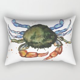 Shoreline Scuttler Rectangular Pillow