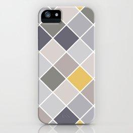 Classic Gray iPhone Case
