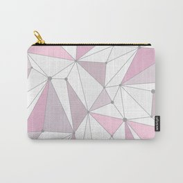 Pink Candy Carry-All Pouch