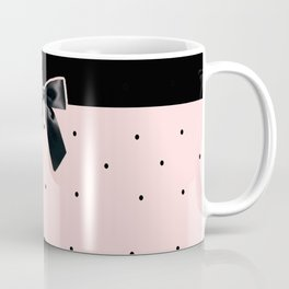 Black Tie Affair: Pink Coffee Mug