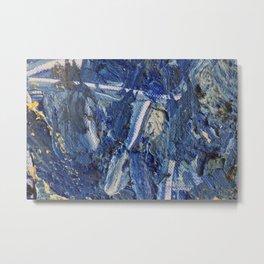 Blue painting  Metal Print