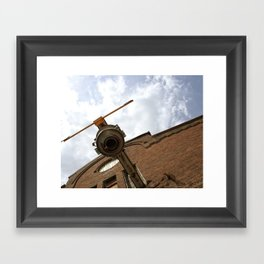 What is that? Framed Art Print