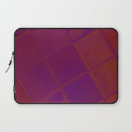 Re-Created Mirrored SQ LXXI by Robert S. Lee Laptop Sleeve