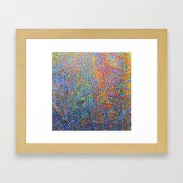 """Huellas sonoras"" / Preludios Framed Art Print"