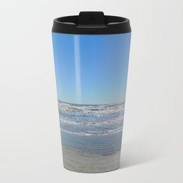 Galveston island Texas Travel Mug