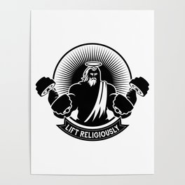 Lift Religiously Poster