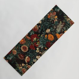 EXOTIC GARDEN - NIGHT XXI Yoga Mat