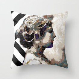 The Spy Who Loved Me Throw Pillow