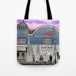 London Cinema Tote Bag