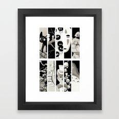 Studio Ghibli Collection  Framed Art Print