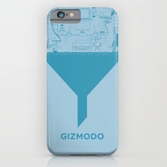 Essence Of Gizmodo iPhone & iPod Case