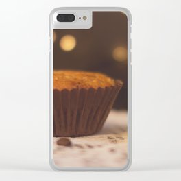 Tea Time. Clear iPhone Case