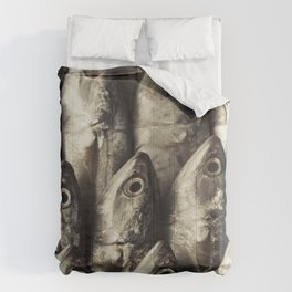 Fresh Fish Comforters