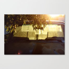 Clunker Canvas Print