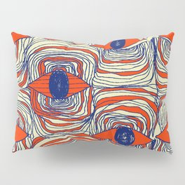 Body in Abstraction 3 Pillow Sham
