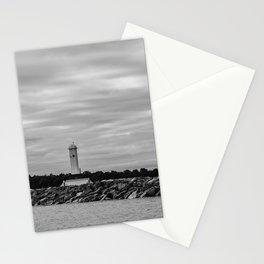 Light house at Mackinac Island Stationery Cards