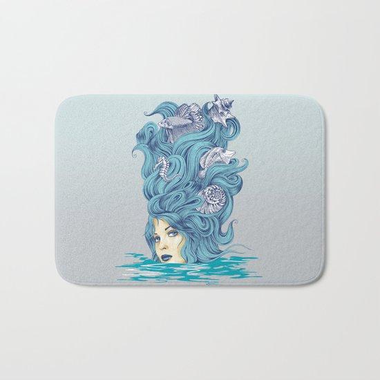 Ocean Queen Bath Mat