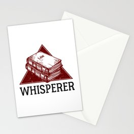 Law Whisperer Lawyer Student Vintage Stationery Cards