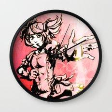Madoka Wall Clock