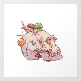 Infesté Art Print