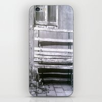 jewish iPhone & iPod Skins featuring Many quiet moments to rest by Brown Eyed Lady