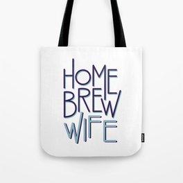 Homebrew Wife Tote Bag