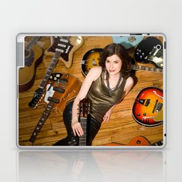 Guitars Laptop & iPad Skin