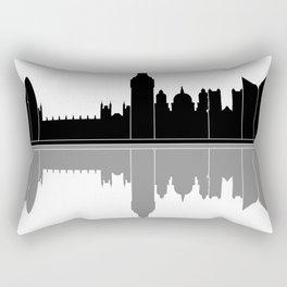 London skyline Rectangular Pillow