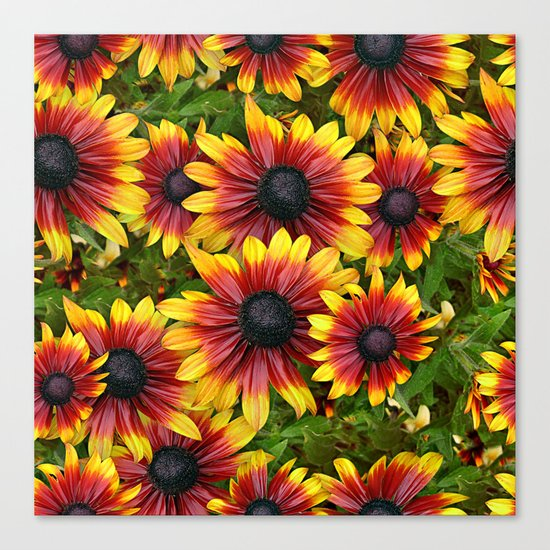 Flowerfeeling Canvas Print