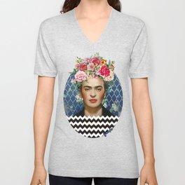 Forever Frida Unisex V-Neck