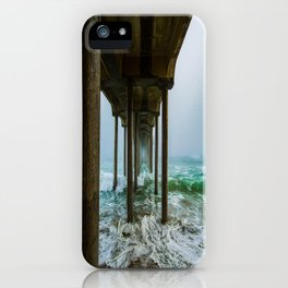Murky Dreams - HB Pier 2016 iPhone Case