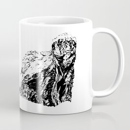 Honey Badger Coffee Mug
