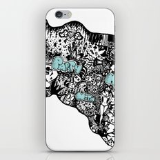Party with me iPhone & iPod Skin