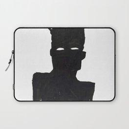 Selfportrait after Basquiat Laptop Sleeve